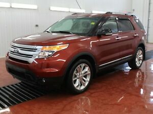 2014 Ford Explorer XLT   - NAVIGATION - Alloy Wheels - UCONNECT