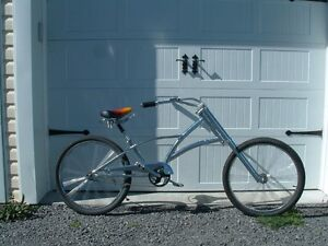 Chopper Beach Bike chrome frame NEW