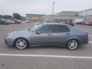 2007 Saab 9-5 Sedan - Needs Repairs, Sold As Is