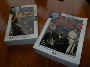 All Music Guide to Jazz 2nd Edition and 3rd Edition