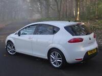 2010 10 Seat Leon CR 2.0TDI (170) FR DSG Auto FULL SERVICE HISTORY!!..STUNNING!!
