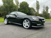 Mercedes-Benz SLK250 CDI DIESEL 205 BHP *** AMG LINE SPORT EDITION *** STUNNING