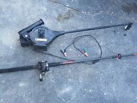 two cannon electric downriggers 300 dollars each