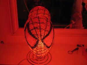 spiderman marvel lamp Cambridge Kitchener Area image 1