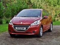 Peugeot 208 1.0 vti Access Plus 3dr PETROL MANUAL 2013/62