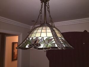 Lampe style tifany