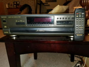 CD player 5 disc
