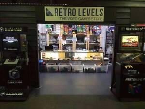 LARGEST RETRO GAME STORE IN PERTH! MASSIVE STOCK! GOSNELLS MARKET Gosnells Gosnells Area Preview