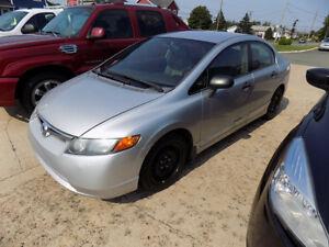 2010,09,08,07 Honda Civics $ 4,900.00 Call 727-5344