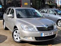 2011 SKODA OCTAVIA 1.6 TDI CR ELEGANCE DSG 5DR ESTATE AUTOMATIC DIESEL ESTATE DI