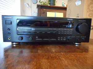 Kenwood Stereo System