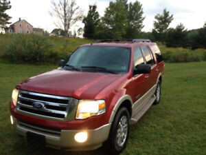 2008 Ford Expedition 4x4 SUV