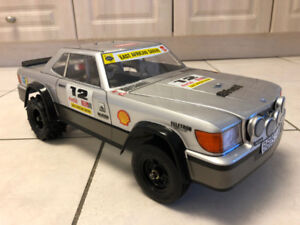 KYOSHO 1/10 MERCEDES BENZ 450 SLC CIRCUIT 10 GAS BUGGY