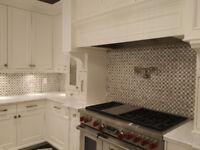 Backsplash Tile Installation