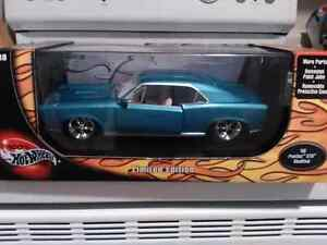 Die cast 1:18 G.TO hot wheels limited edition $40