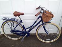 Victoria Pendleton ashwell ladies bike