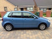 VW Polo Automatic GearBox, 64000 miles, Full MOT,, Service History