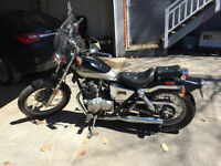 1985 - 250 Honda Rebel Awesome condition!