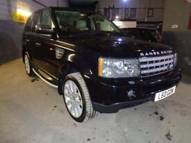 2005 Land Rover Range Rover Sport 4.2 V8 Supercharged 5dr Auto 5 door Estate