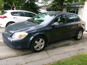 Chevrolet cobalt, safety, low kms, mint condition