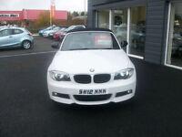 BMW 120 2.0TD 2012MY d Sport Plus Edition