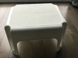 Marchepied Rubbermaid / Step stool