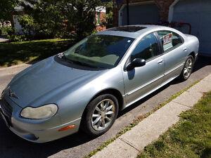 2004 Chrysler Concorde LXI Sedan