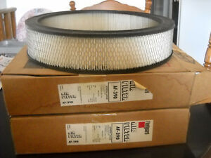 2- Air filters for older vehicles.