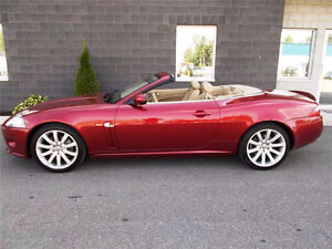 2007 Jaguar XK CONVERTIBLE ///PRIX REDUIT, PRICE REDUCED