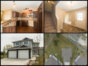 *Brand New* 3 BR, 2.5 Bath, Huge Lot backing onto golf course!