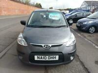 HYUNDAI i10 1.2 CLASSIC £30 TAX ONLY 56000 MILES 12 STAMPS+JUST SERVICED 2010