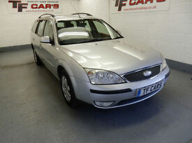 Ford Mondeo 1.8 Zetec - PART EXCHANGE TO CLEAR!