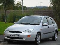 FORD FOCUS 1.8i 16v 2000 ZETEC,LONG MOT,BARGAIN