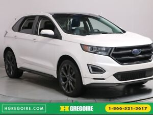 2015 Ford EDGE Sport BLUETOOTH CAMERA RECUL NAVIGATION TOIT HAYO