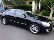 2008 Toyota Aurion Presara Kingsgrove Canterbury Area Preview