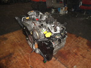 JDM SUBARU WRX EJ20 TURBO ENGINE WITH OUT AVCS SENSOR Gatineau Ottawa / Gatineau Area image 4