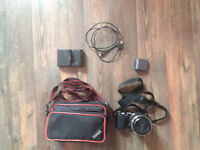 Sony NEX 5n hybrid camera GREAT QUALITY and good condition
