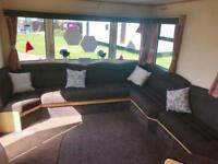 Static caravan for sale with 3YEARS FREE SITE FEES Clacton Essex on the beach