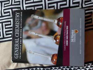 General chemistry principles and modern application Mcmaster