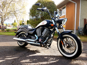 2012 Victory Highball