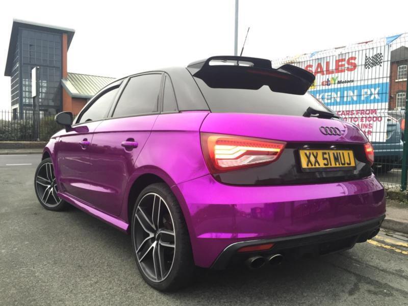 Audi A1 1 4 Tfsi Black Edition Sportback Full S1 Styling Mega Spec 30 R Tax In Stoke On Trent Staffordshire Gumtree