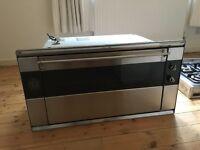 90cm electric smeg oven