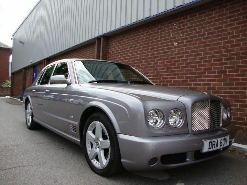 2005 Bentley Arnage Arnage T 4dr Auto Mulliner Spec 40000 Miles