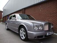 2005 BENTLEY ARNAGE Arnage T 4dr Auto + MULLINER SPEC + 40,000 MILES FROM NEW