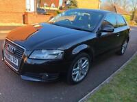 2008 Audi A3 2.0TDI SPORT AUTOMATIC S-TRONIC DIESEL FULL SERVICE FACE LIFT