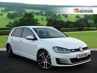 2014 Volkswagen Golf 2.0 TDI BlueMotion Tech GTD 5dr