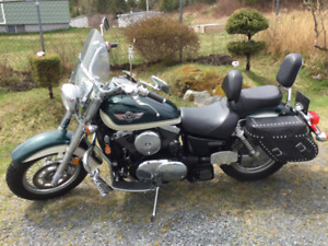 Kawasaki Vulcan Classic 2004 Mint and low mileage