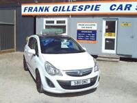 Vauxhall Corsa 1.2i 16v (85ps) Limited Edition (a/c) Hatchback 5d 1229cc