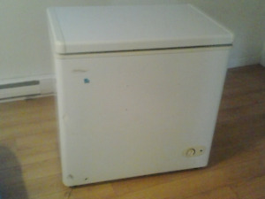 Danby White Chest Freezer 5.1 cu ft