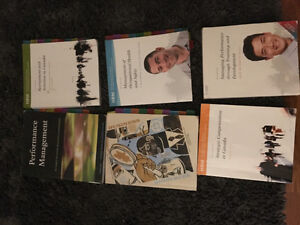Human Resources Textbooks for Sale